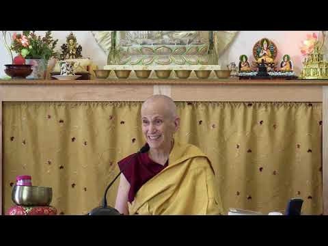15 Engaging in the Bodhisattva's Deeds: Requesting Teachings and Our Teachers to Remain 09-03-20