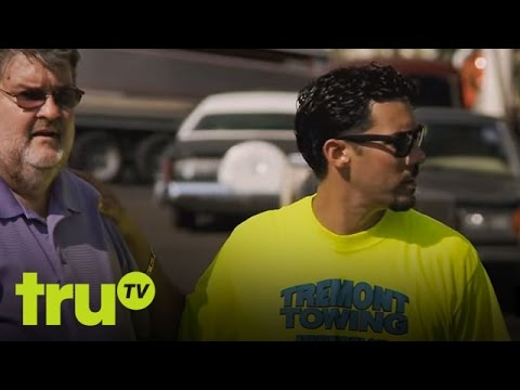 Robbie South Beach Tow South Beach Tow Threatened
