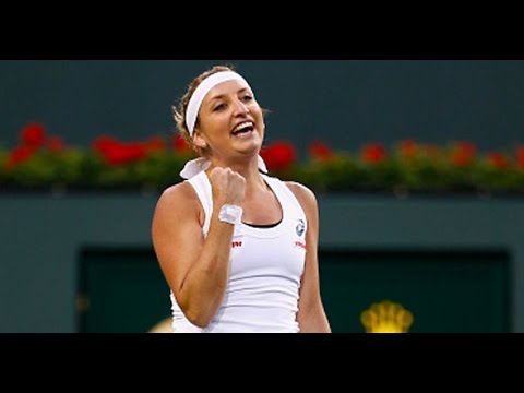 2016 Miami Open Round of 16 | Timea Bacsinszky vs Agnieszka Radwanska | WTA Highlights