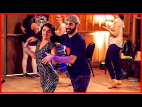Matthew Krivanek & Eddie Bonnell - Birthday Roda - Zouk Dancing at Zouk Atlanta