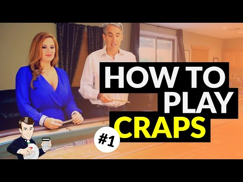 How To Play Craps - Part 1 out of 5