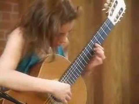Ana Vidovic- Five Bagatelles, Andante (William Walton)