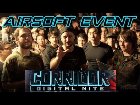 Corridor Digital Airsoft Event 2014 - FAN Party