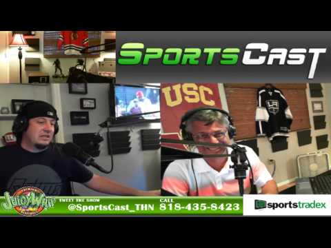 SPORTSAST: EP 220 (06-17-15) - GUEST OLYMPIC FENCER DARYL HOMER, DEZ BRYANT, FINALS THOUGHTS