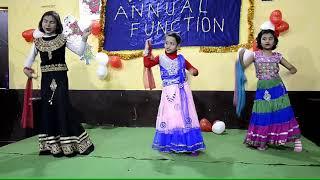 Kids Dance on Resham Ka Rumal ~ V.N. KIDS , KANPUR 