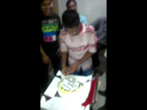 Anjarakulla Vandi - Gopi Birthday Celebration video
