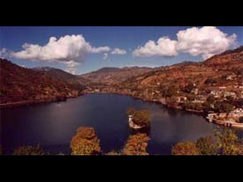Bhimtal - Small Island surrounded by crystal blue water - Bhimtal Nainital Tourism