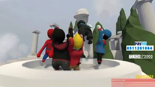 [Hindi]HUMAN FALL FLAT #1   TO MUCH FUNNY GAME   SUBSCRIBE ND JOIN