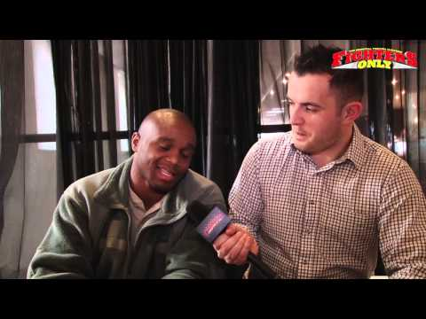 Marcus Brimage UFC on FUEL TV 9 prefight interview