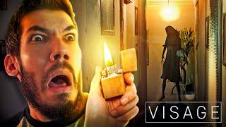 JOGO DE TERROR ULTRA REALISTA    VISAGE - O Início de Gameplay, em Português.