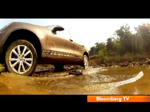 Volkswagen Touareg off-road | Feature | Autocar India