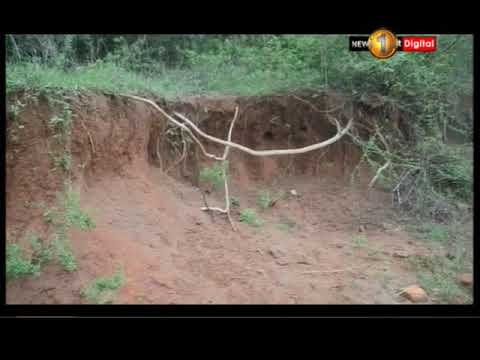 hurulu wewa falls in|eng