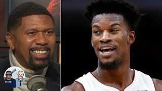 Jalen Rose gives props to Heat's Jimmy Butler after triple-double vs. Raptors | Jalen & Jacoby