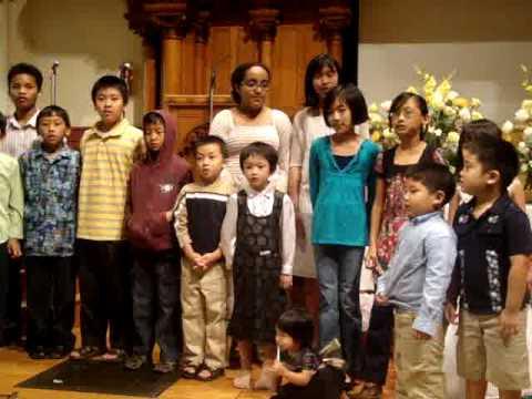 Calvary Burmese Church Sunday School Day 2009. Jun 28, 2009 6:51 PM