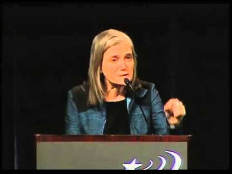 Amy Goodman at NCMR 2013