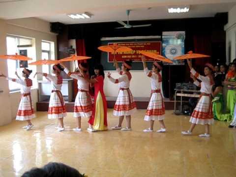 k60 múa cô giáo về bản - Giáo dục Mầm Non - Khối M