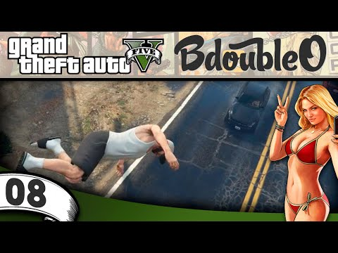 GTA 5 Online :: STOP THAT CAR!! Part 8 [Grand Theft Auto V PC Gameplay]