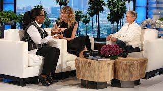 Ellen, Oprah & Laura Dern on the 'Coming Out' Episode