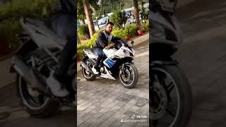 Yamaha R15s Slow motion video , shoot by OnePlus 6t