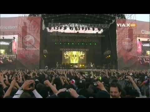 Alice In Chains - Man in the Box (Live Maquinaria 2011) HD