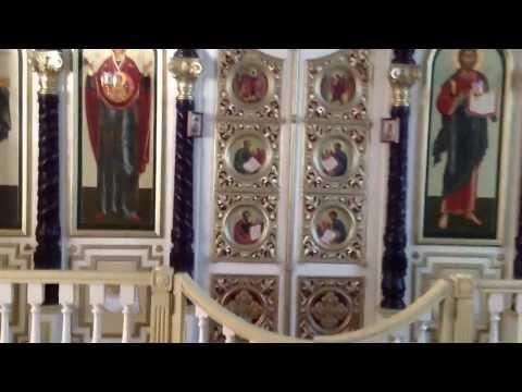 В гостях у преподобного Антония Леохновского