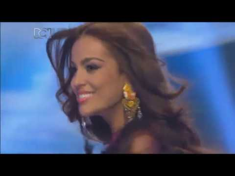 Miss Colombia 2014 - Desfile en traje de baño COMPLETO