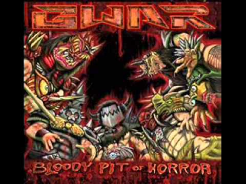 Gwar - You Are My Meat