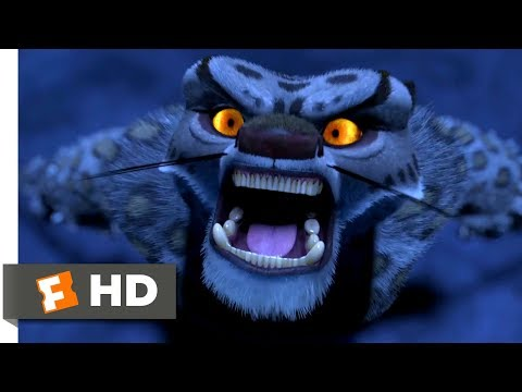 Kung Fu Panda (2008) - Tai Lung's Escape Scene (3/10)   Movieclips