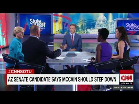 Trump ally to Kelli Ward: apologize to McCain