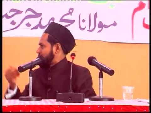 Mohabbat E Rasool Saw By Moulana Jarjis Siraj Hyderabad 4 Of 9 video