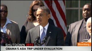 Does White House Expect Shutdown Progress Today?   10/3/13