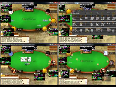 Ganar Al Poker, Escalando Microlímites No Limit 25 Multistack