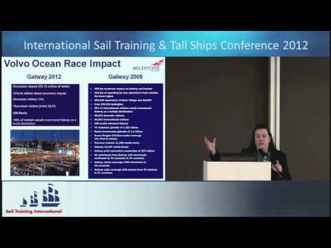 2012 - Comparing the values between Tall Ships Race & Volvo Ocean Race, Clipper & Maritime Festivals