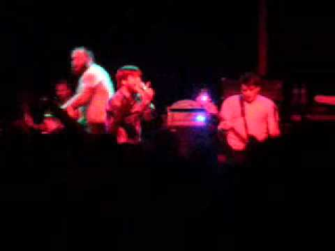 Every Time I Die - No Son Of Mine live in sydney 17/1/2010
