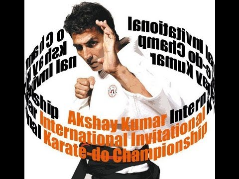 Akshay Kumar 1st Invitational Open National Karate-do Championship - Part 7