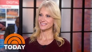 Kellyanne Conway On Congressional Ethics Panel, Donald Trump's Info On Russia | TODAY