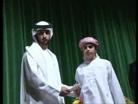 Sheikh Majid Bin Mohammed attends the graduation of Rashid School for Boys 29 September 2009 3 60 MB