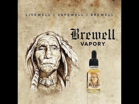 Brewell Vapory   Brew #88   E-Juice Review