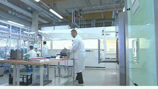 6 Production line at Q Cell