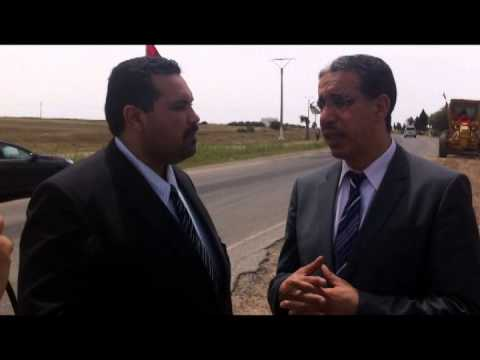 لقاء حصري مع وزير التجهيز والنقل