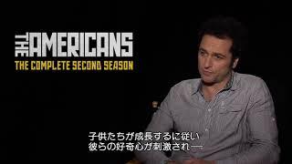 ジ・アメリカンズ 極秘潜入スパイ シーズン3 第13話