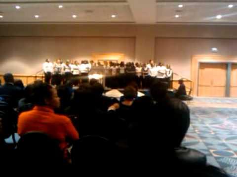Bottenfield Middle School Choir  video-2010-11-19-