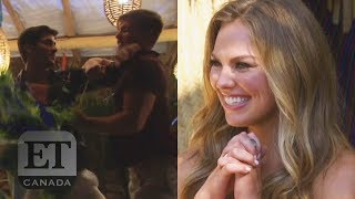 Jordan And Christian Brawl On The Beach, Hannah Brown Enters 'Bachelor In Paradise'