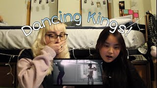 Reaction to Rainbow V TEN X WINWIN Choreography : lovely Billie Eilish, Khalid ring and portrait rem