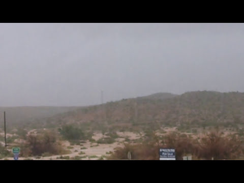flash flood on i-15 30 miles north of las vegas