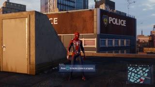 Doing stuff in spiderman