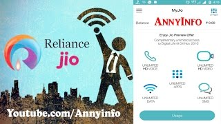 Get Unlimited 4G Data, Call Reliance Jio SIM (100%work)
