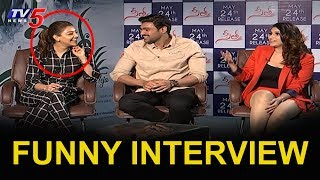 Kajal Aggarwal And Bellamkonda Srinivas Exclusive Interview | Seetha Movie