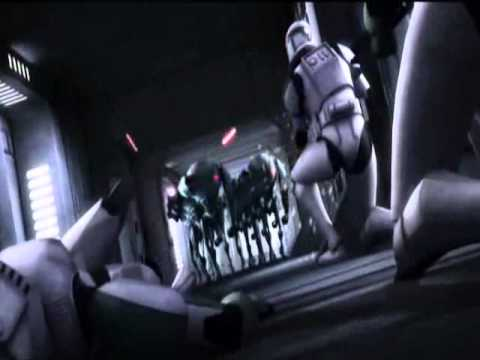 star wars the clone wars musik video