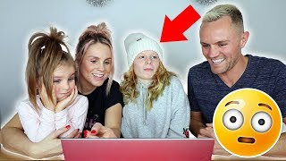 REACTiNG TO OUR BEST & WORST ViDEOS OF 2017